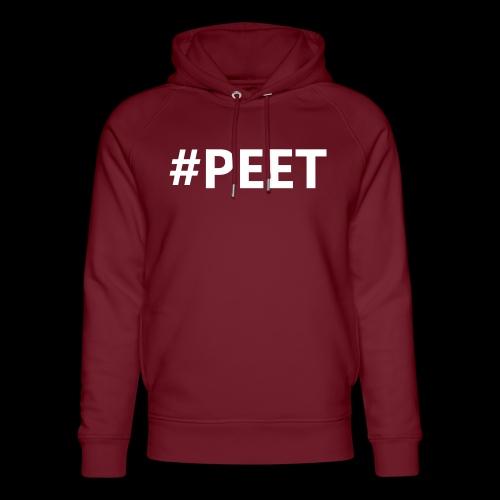 #PEET NO BOX - Uniseks bio-hoodie van Stanley & Stella