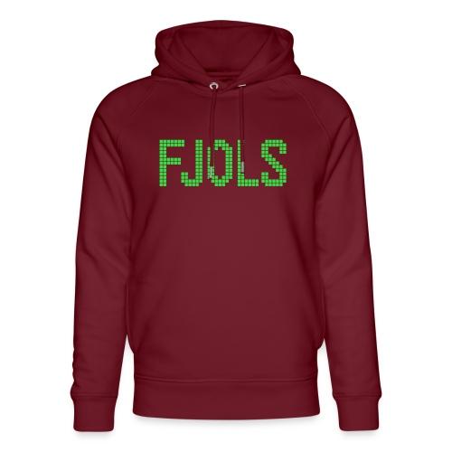 FJOLS Grøn - Stanley & Stella unisex hoodie af økologisk bomuld