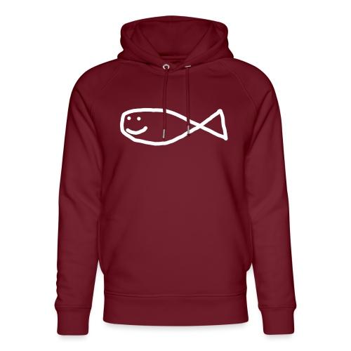 Klassisk Strandfisk T-Shirt - Unisex økologisk hettegenser fra Stanley & Stella