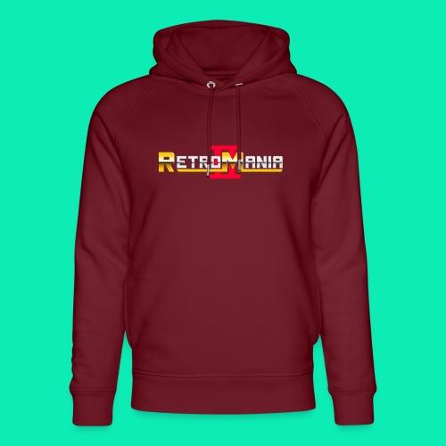 Retro Mania II - Logo - Unisex Bio-Hoodie von Stanley & Stella