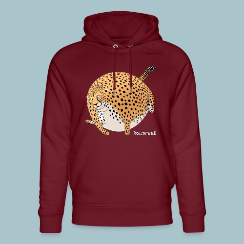 Rollin'Wild - Cheetah - Unisex Organic Hoodie by Stanley & Stella