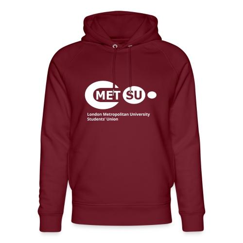 MetSU - London Metropolitan UniversitySU - Unisex Organic Hoodie by Stanley & Stella