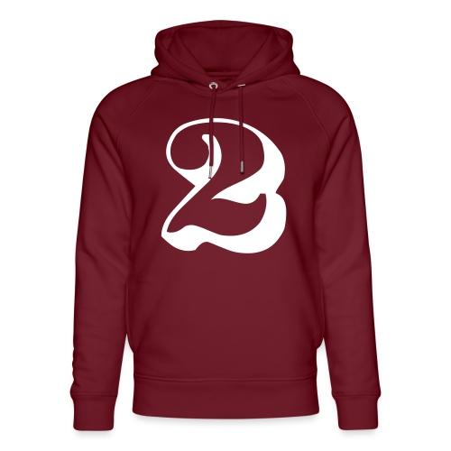 cool number 2 - Uniseks bio-hoodie van Stanley & Stella
