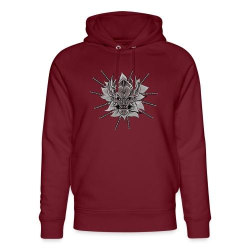 Lotus Of The Samurai - Uniseks bio-hoodie van Stanley & Stella