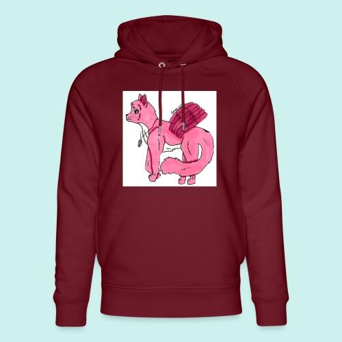 pink_cat - Stanley & Stellan unisex-luomuhuppari