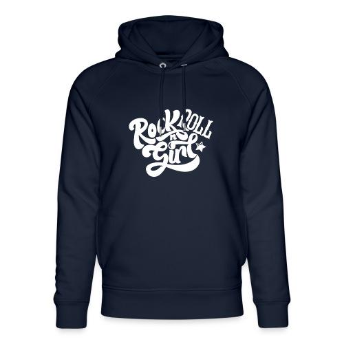 Rock n Roll Girl - Stanley & Stellan unisex-luomuhuppari