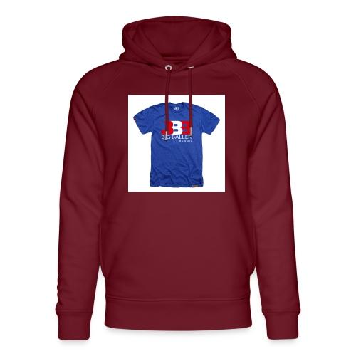 ClassicBBBroyalredwhite 1024x1024 - Uniseks bio-hoodie van Stanley & Stella