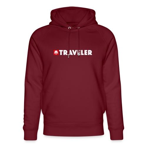 Traveler - Unisex Organic Hoodie by Stanley & Stella