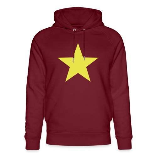 étoile couleurs modifia.. - Sweat à capuche bio Stanley & Stella unisexe