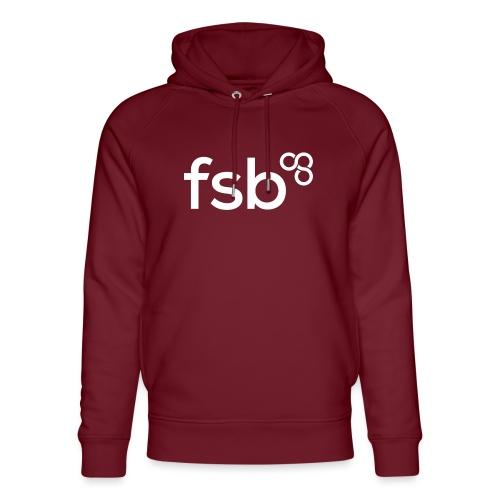 Be Bold, Be FSB - Unisex Organic Hoodie by Stanley & Stella
