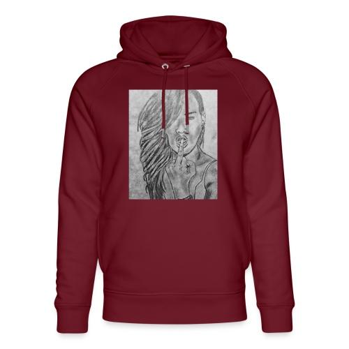 Jyrks_kunstdesign - Stanley & Stella unisex hoodie af økologisk bomuld