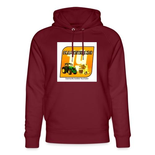 hjarne 123 danmarks bedeste youtuber - Stanley & Stella unisex hoodie af økologisk bomuld