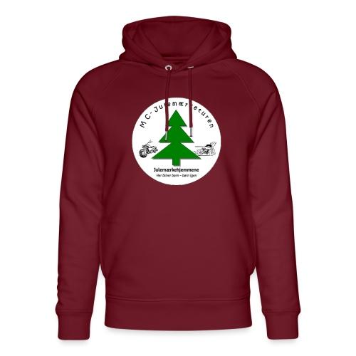 MCJul - Stanley & Stella unisex hoodie af økologisk bomuld