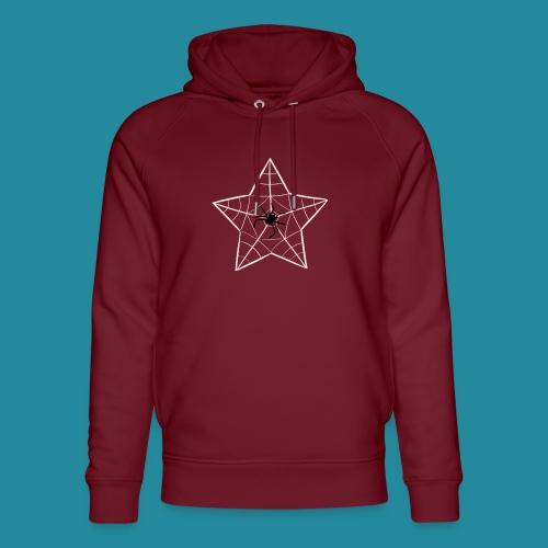 étoile d'araignée - Sweat à capuche bio Stanley & Stella unisexe