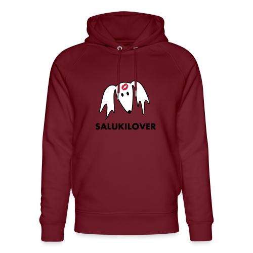 Salukilover - Unisex Bio-Hoodie von Stanley & Stella