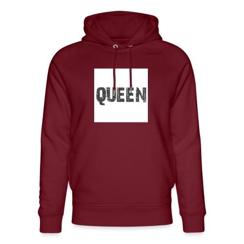 queen shirt - Uniseks bio-hoodie van Stanley & Stella