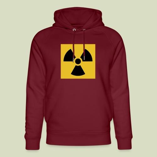 Radiation warning - Stanley & Stellan unisex-luomuhuppari