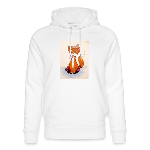 7095A012 2DFD 428F A704 98066BE12671 - Unisex Organic Hoodie by Stanley & Stella