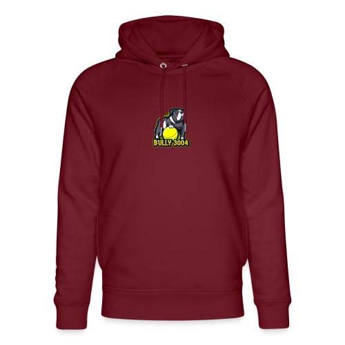 Logo mit #BullyArmy am Rücken - Unisex Bio-Hoodie von Stanley & Stella