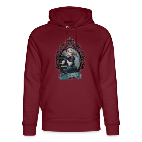 Genoveva Bizzar MOTY 2019 Two Sided Graphics - Unisex Organic Hoodie by Stanley & Stella