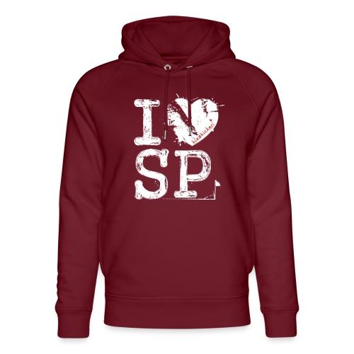 I love SP - Unisex Bio-Hoodie von Stanley & Stella