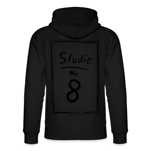 Studio Acht | Logo - Unisex Bio-Hoodie von Stanley & Stella
