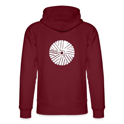 White chest logo sweat - Unisex Organic Hoodie by Stanley & Stella