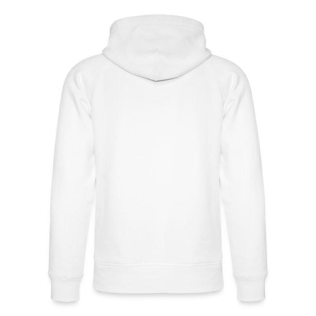 White chest logo sweat