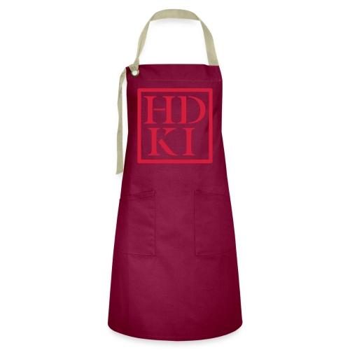 HDKI logo - Artisan Apron