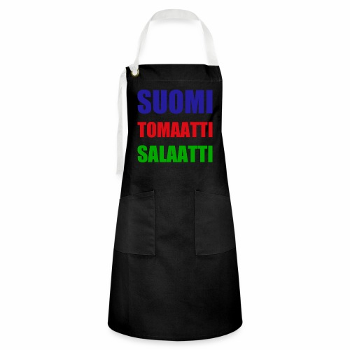 SUOMI SALAATTI tomater - Konstrastforkle
