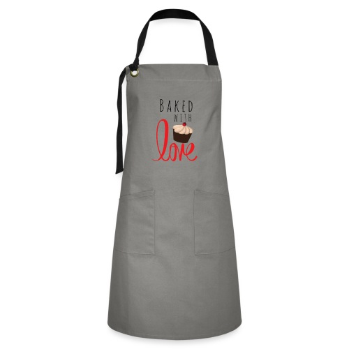 Baked with love - Artisan Apron