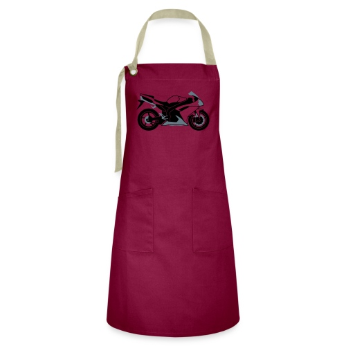 R1 07-on V2 - Artisan Apron