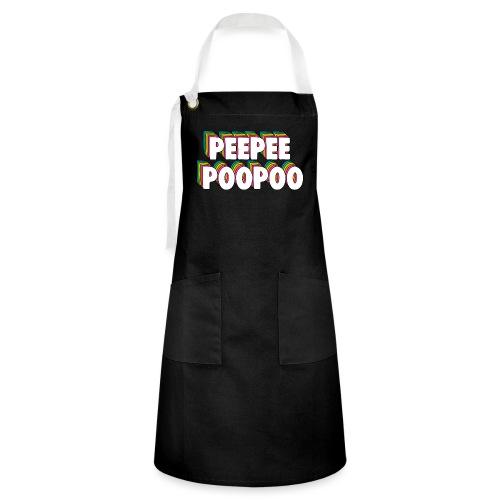 PEEPEEPOOPOO Meme - Artisan Apron