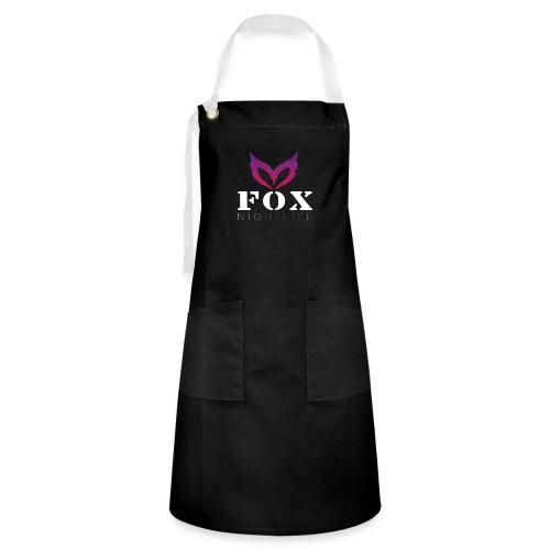 Vrienden van Fox Nightlife - Contrasterende schort