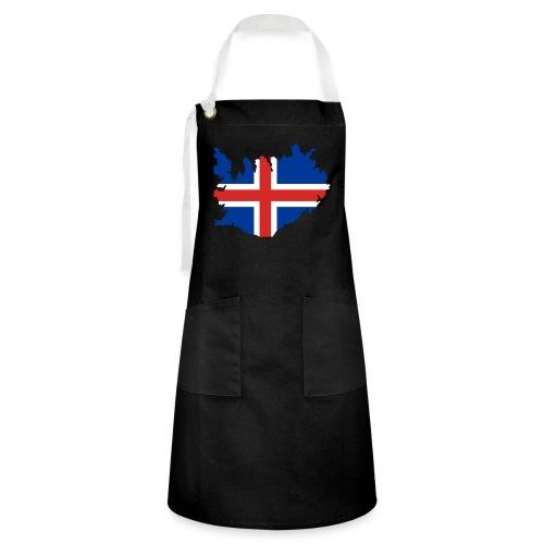 Iceland - Contrasterende schort
