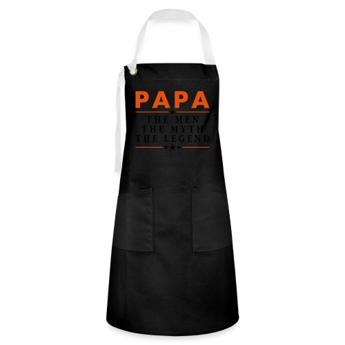 PAPA THE LEGEND - Artisan Apron