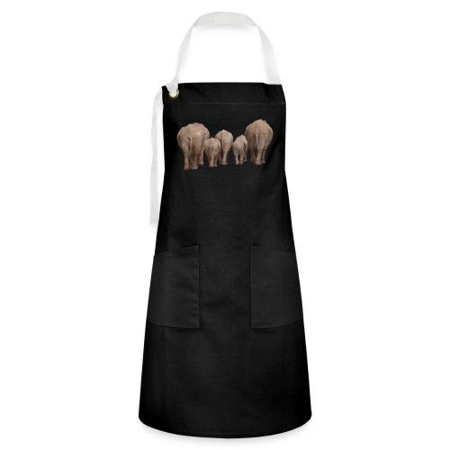 elephant 1049840 - Grembiule artista