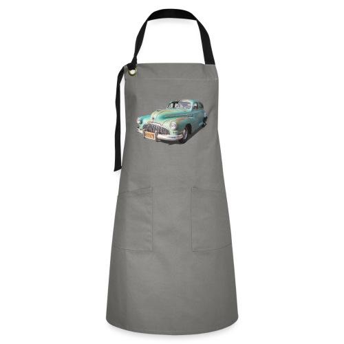 Classic car. Chrysler - Contrasterende schort