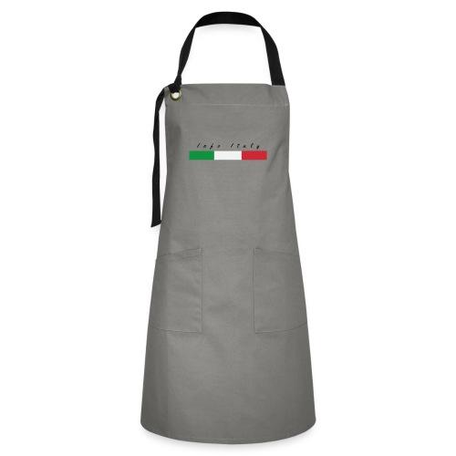 Info Italy Design - Grembiule artista