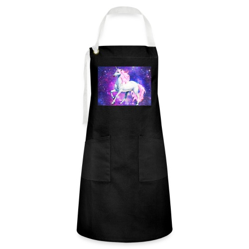 Magical unicorn shirt - Artisan Apron