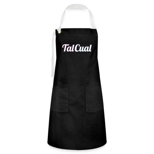 TalCual Logo - Delantal Artesanal