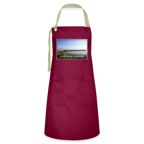 Rather be in Wexford - Artisan Apron