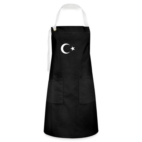 Turquie - Tablier contrasté