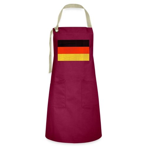 german flag.png - Grembiule artista