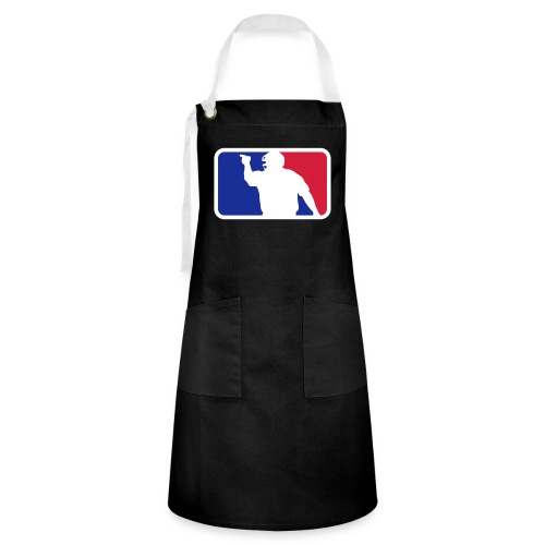 Baseball Umpire Logo - Artisan Apron