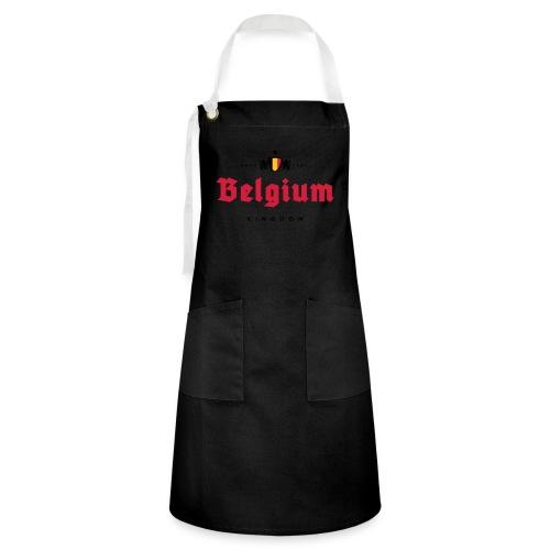 Bierre Belgique - Belgium - Belgie - Tablier contrasté