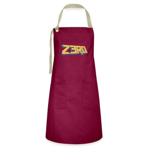 The Z3R0 Shirt - Artisan Apron