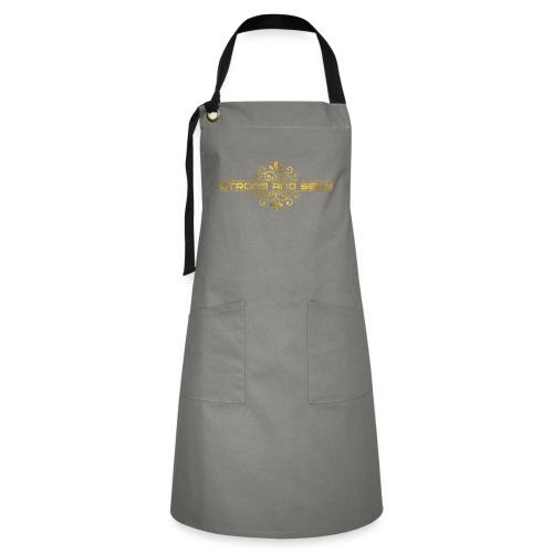 S.A.S. Bag - Contrasterende schort