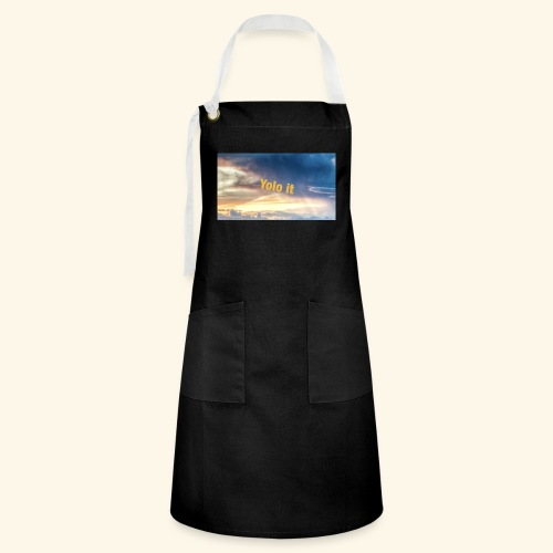 My merch - Artisan Apron