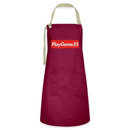PlayGame35 - Grembiule artista